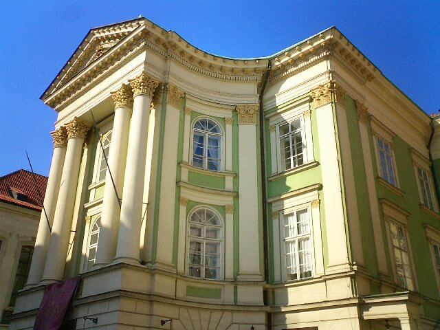 Prague theater