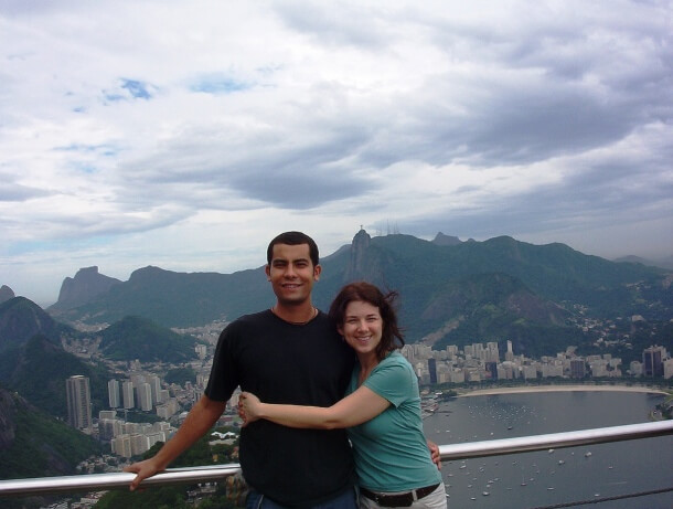 A Different Idea of Travel and Cross-Cultural Marriage