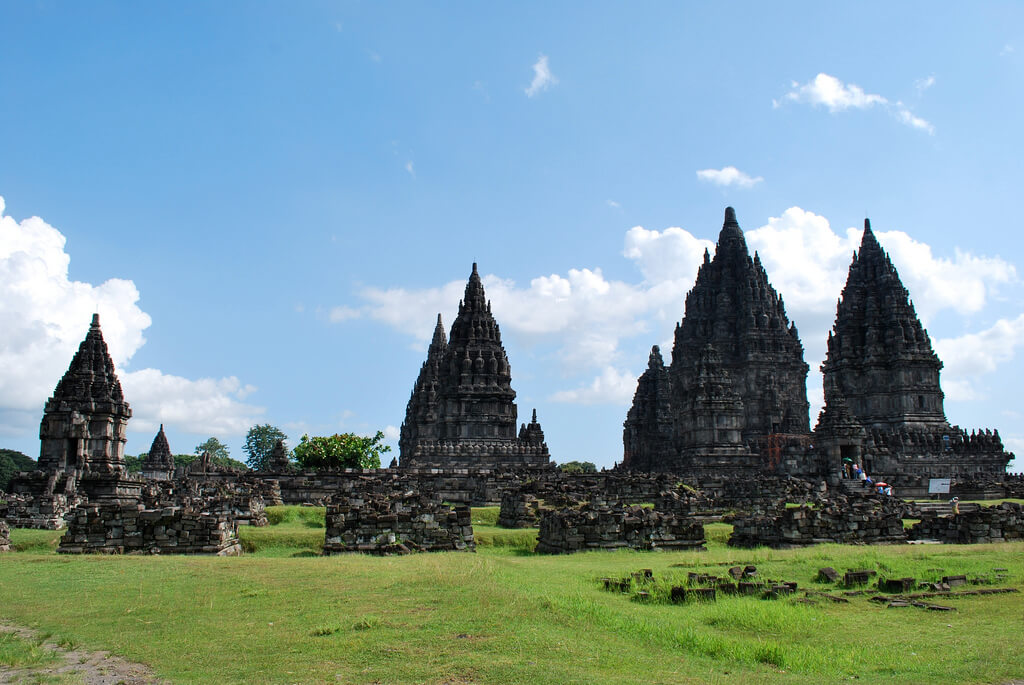 A Close Look at the Prambanan Hindu Temples