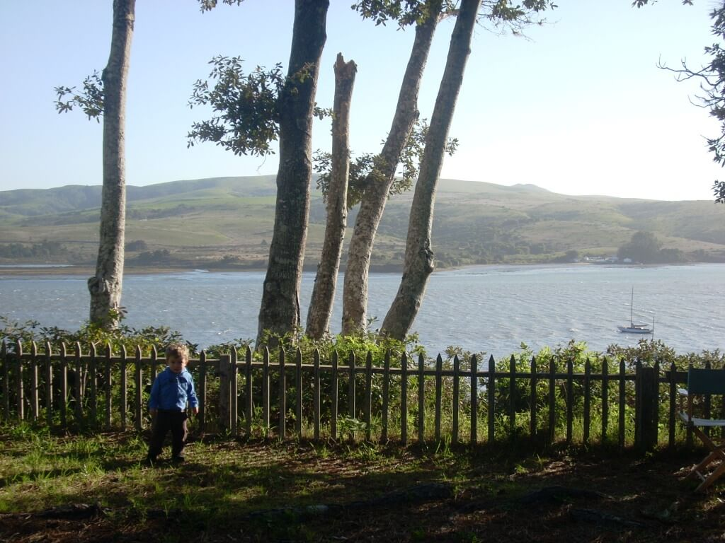 Tomales Bay house rental