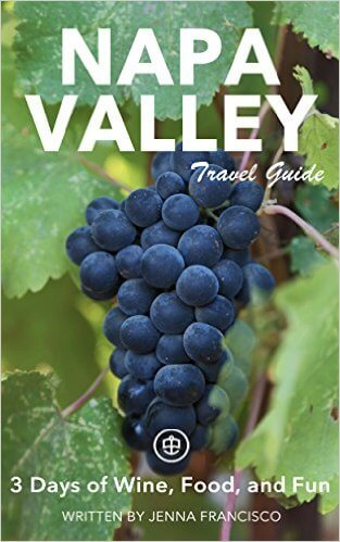 Napa guidebook
