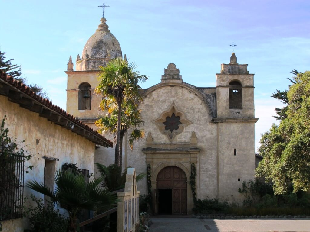 The Carmel Mission in Photos