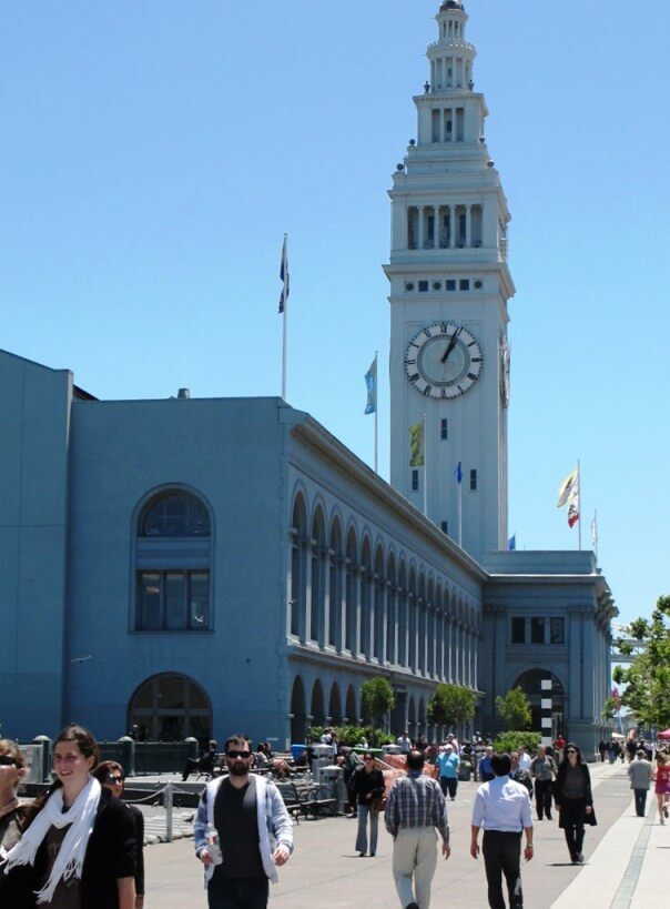 5 Reasons to Love San Francisco's Ferry Building