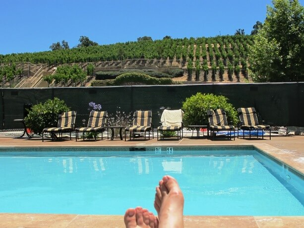Where to stay in Napa: Meritage Resort and Spa