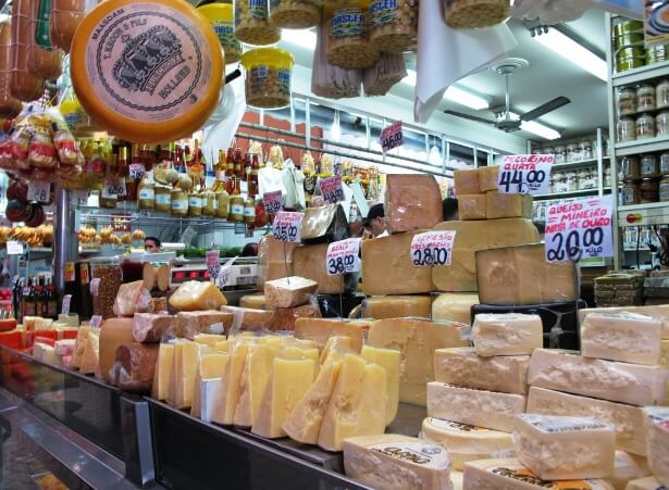 Brazilian cheese