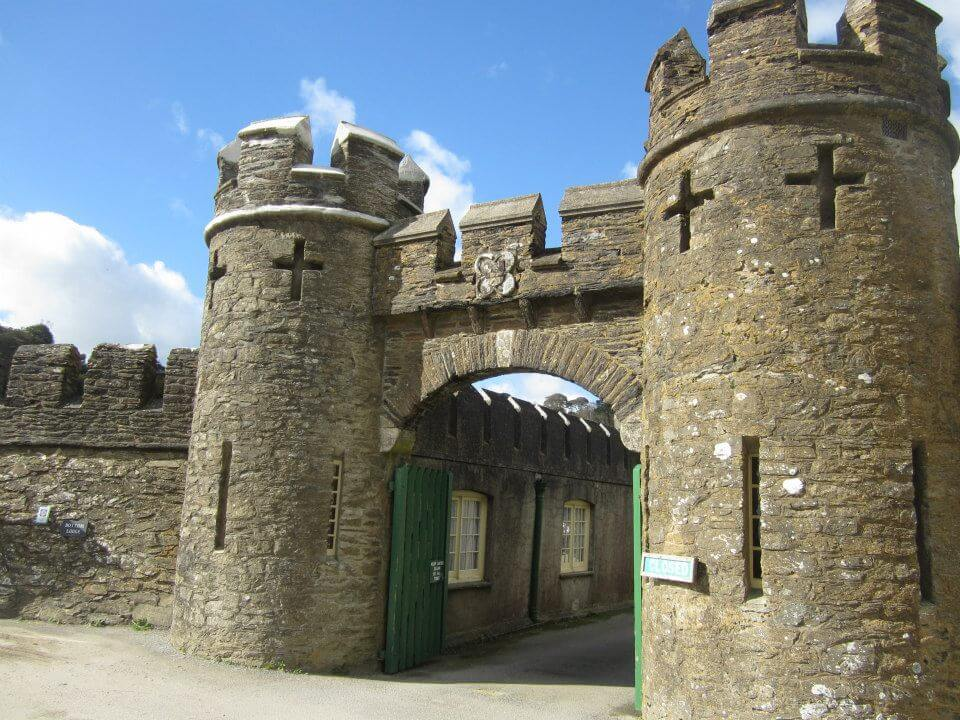 castle Cornwall