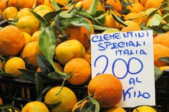 Mercato Centrale Florence Italy