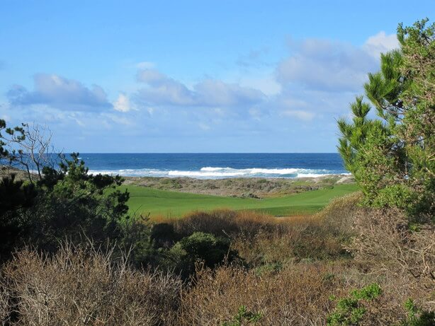 golf course pacific grove