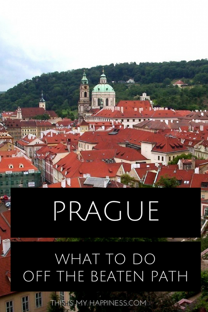 less touristy things to do in Prague
