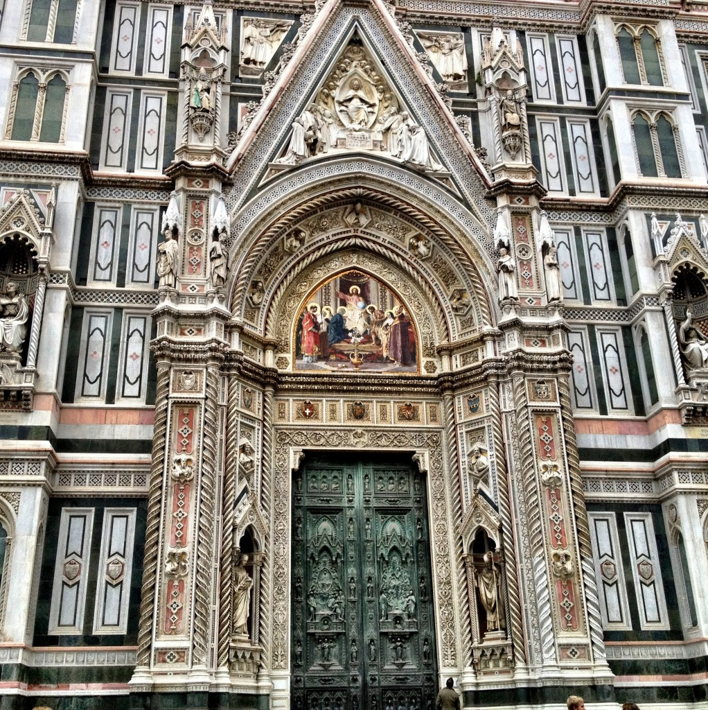 Florence & Pazzi Chapel Restoration Campaign | This Is My Happiness.com
