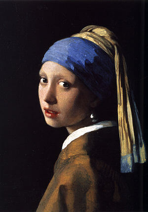 Girl with a Pearl Earring San Francisco