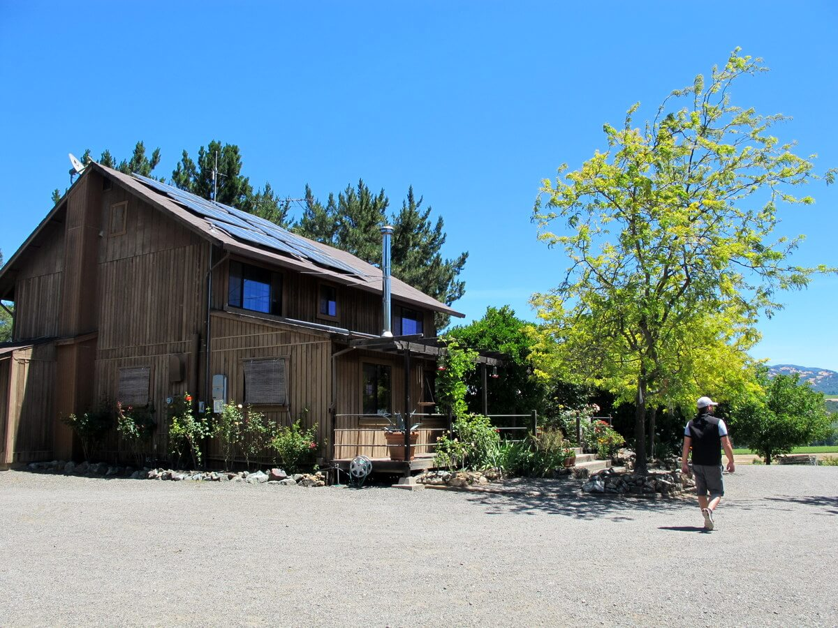 sustainable winery