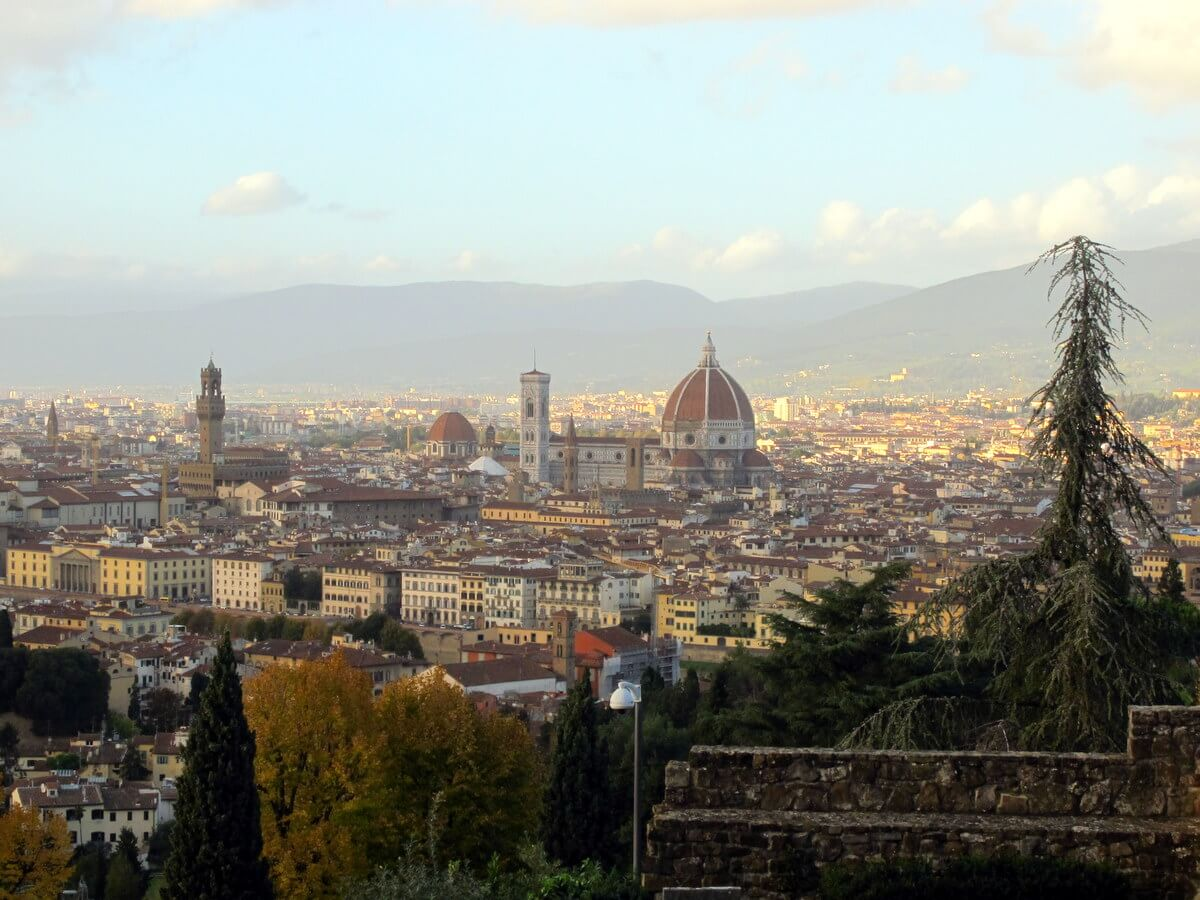 What's it like to live and work in Florence?
