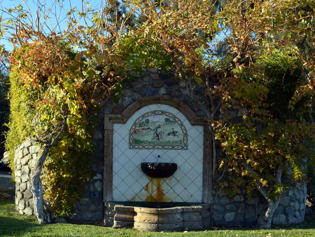 Winery in Livermore, California: Murrieta's Well