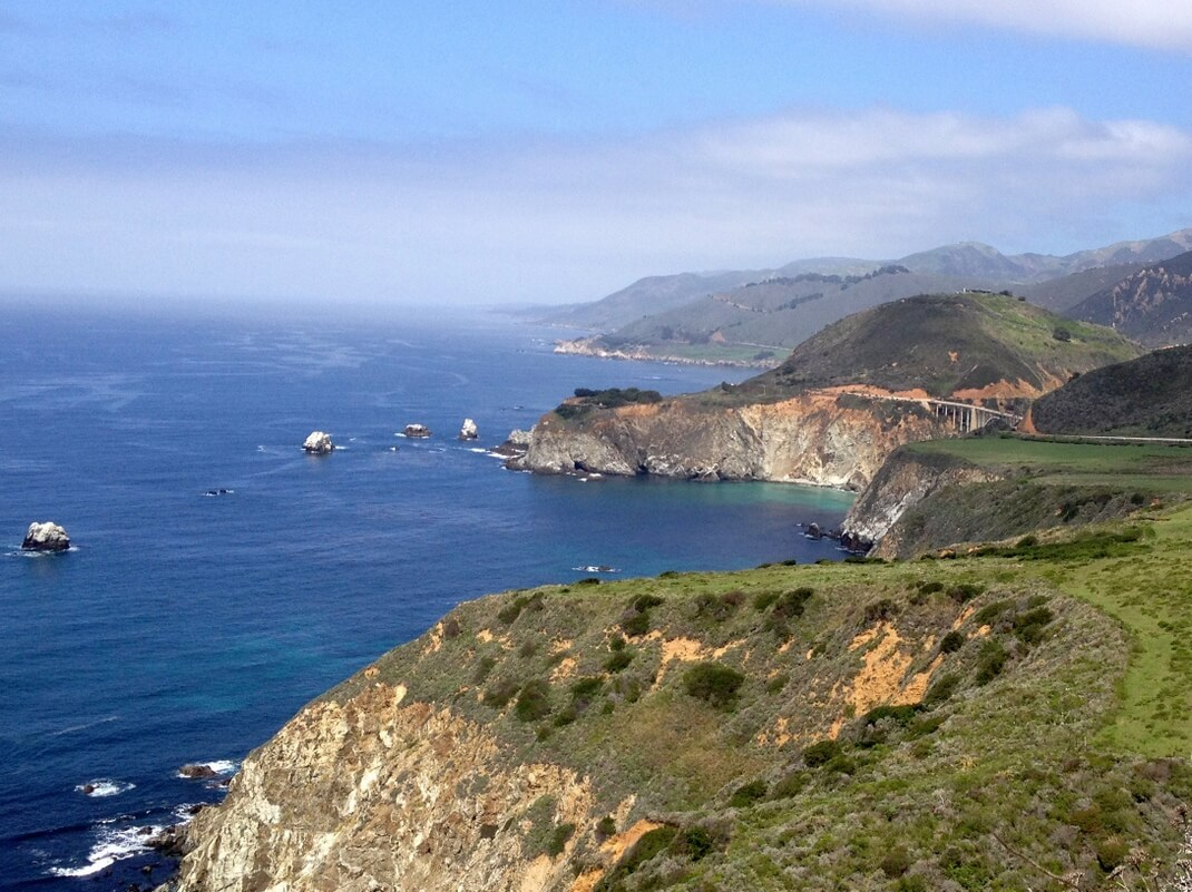 Drive from Carmel to Big Sur