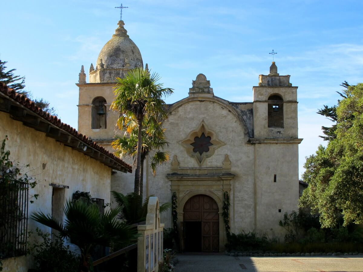 architecture of the california missions The california missions are well-known sites and  of their original architecture  intact  meaningful not because of their architecture or.