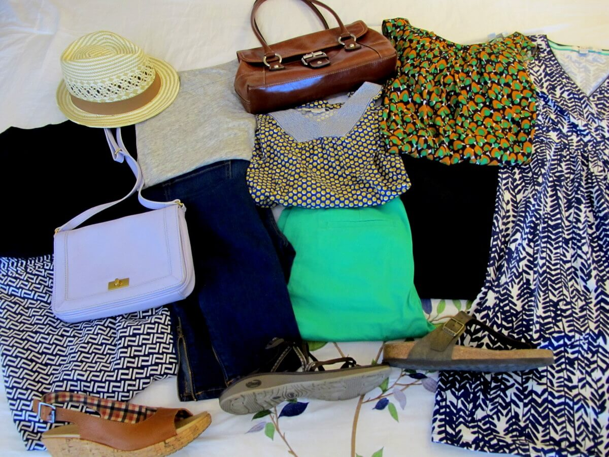 What to Pack for Summer Travel: Favorite clothes and shoes