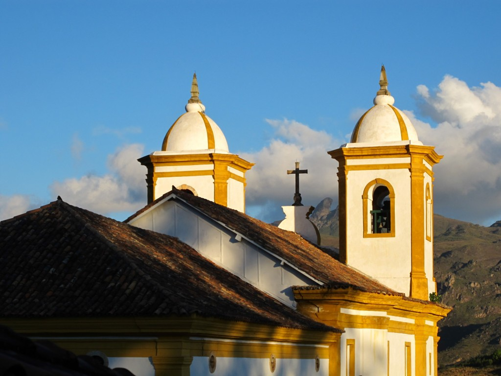 The Most Beautiful City in Brazil: Ouro Preto