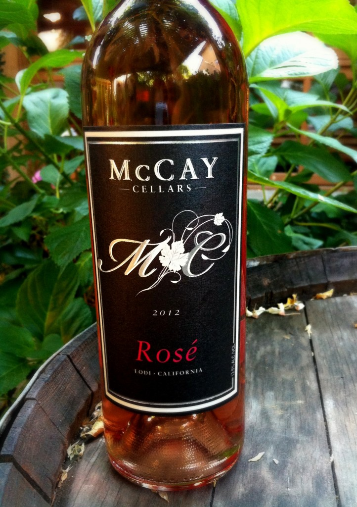 Wine McCay Cellars Rose