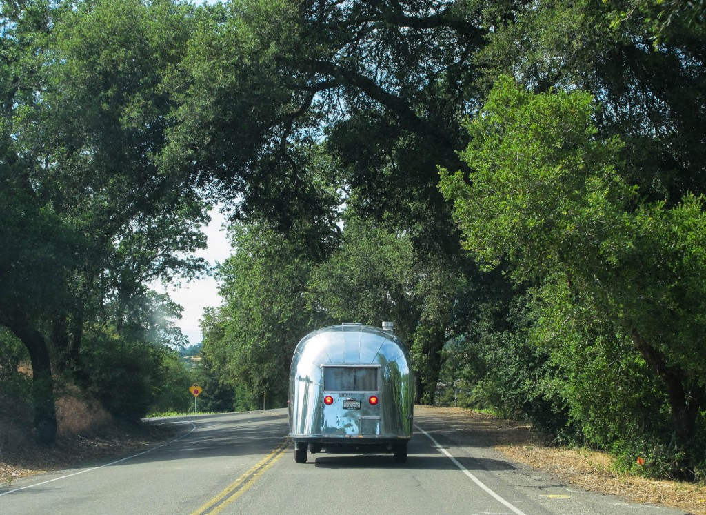 Airstreams: A love of vintage travel
