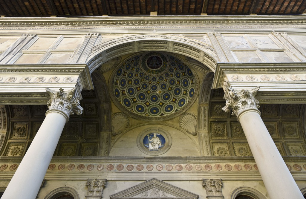 Florence & the Pazzi Chapel Restoration | Photo credit: Marco Badiani