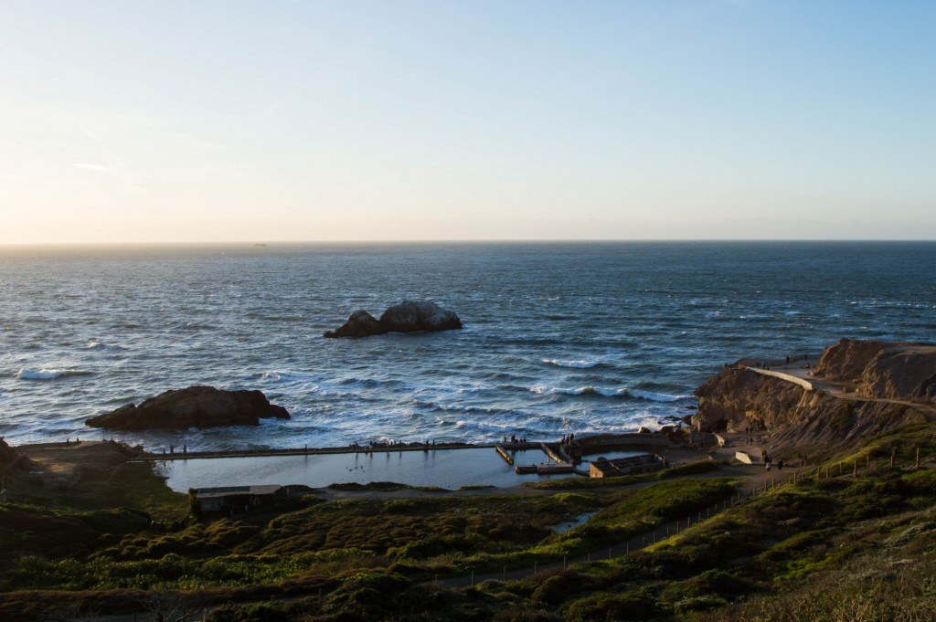 What to Do in San Francisco: Sutro Baths | This Is My Happiness