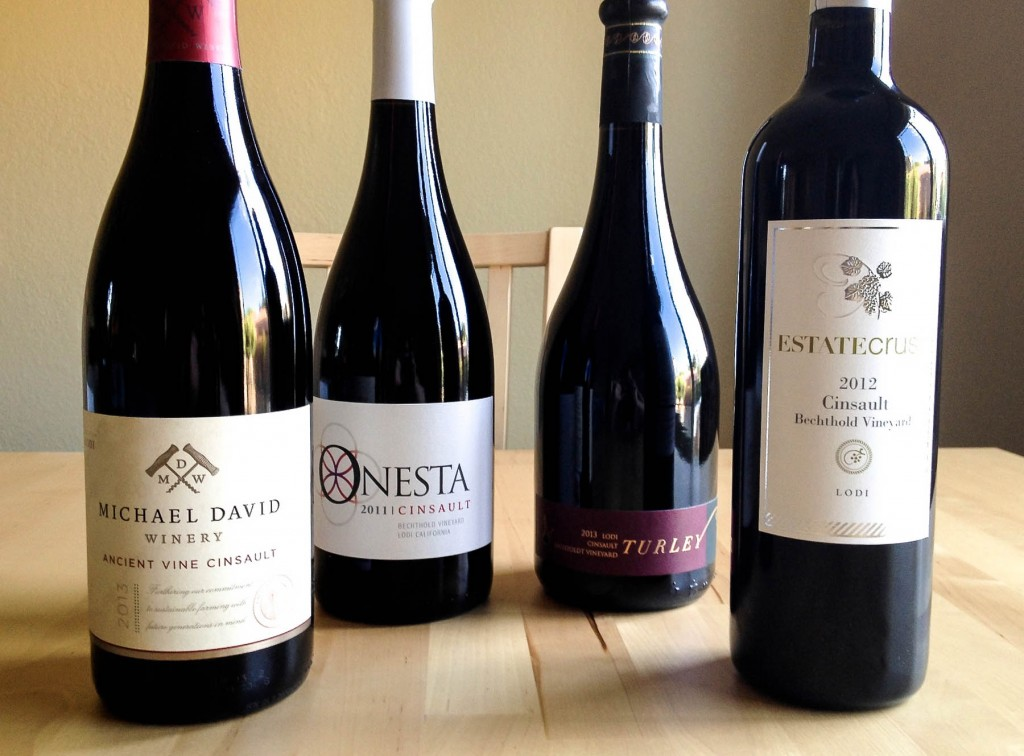 Lodi Wine Country: Cinsault wines