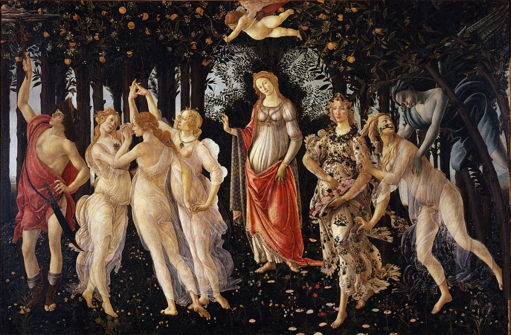 Botticelli's Primavera…And so what?