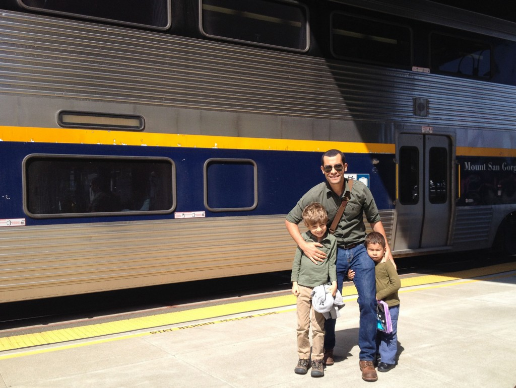 Day Trip: Train to Berkeley