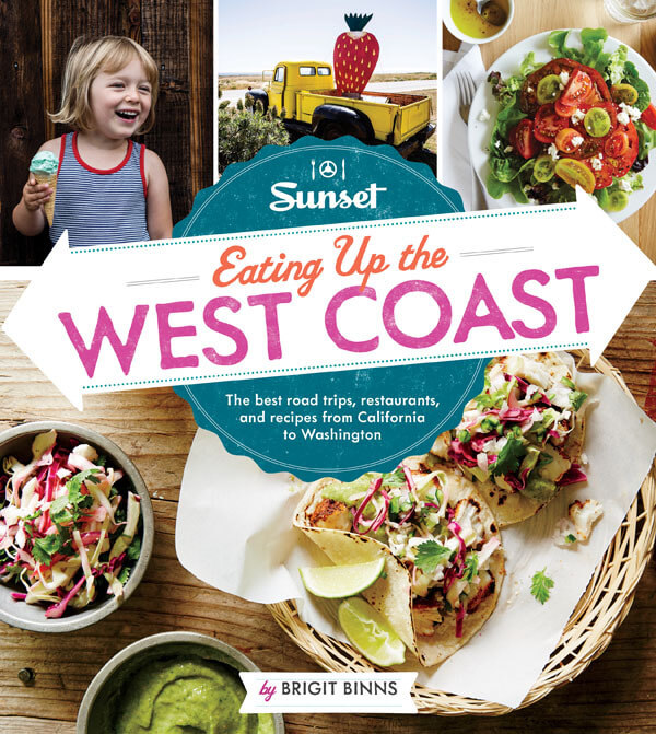 Giveaway: Eating Up the West Coast