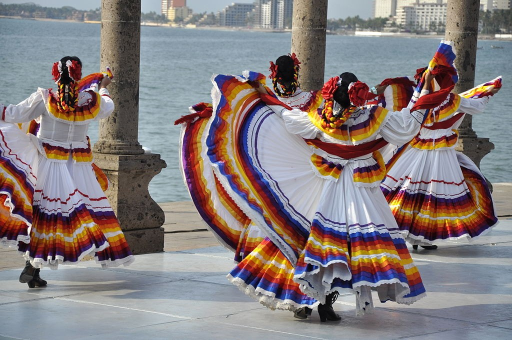 What is folklore: Example of folklore in Mexico