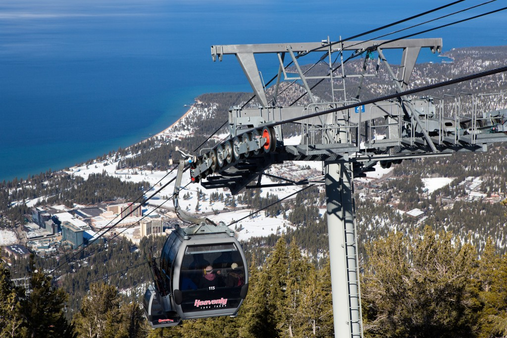 30 Things to Do in Lake Tahoe   Photo credit: Scott Schiller on Flickr