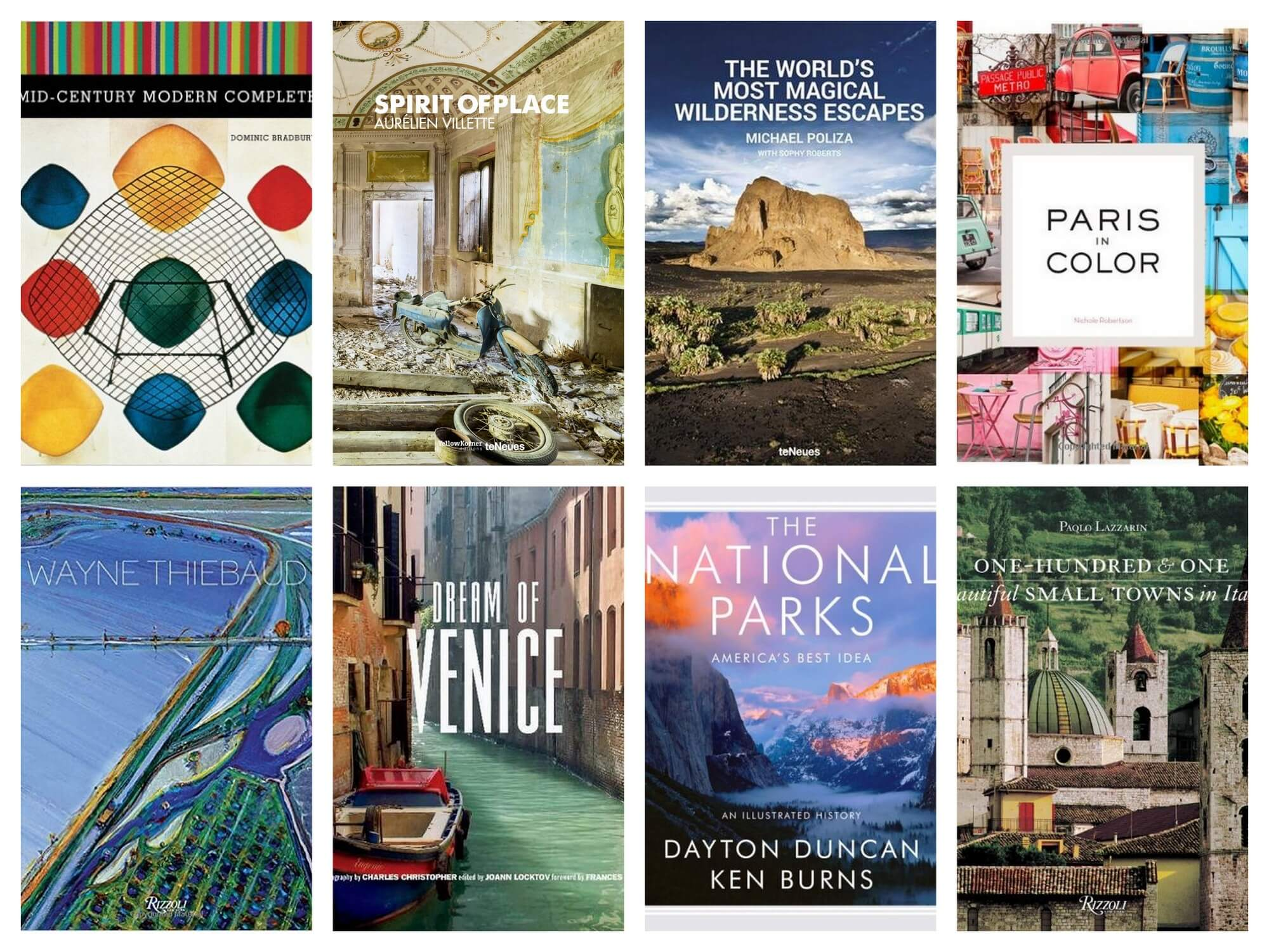 42 books: a holiday gift guide