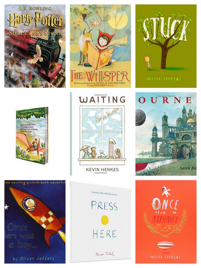 Best books for kids 2015