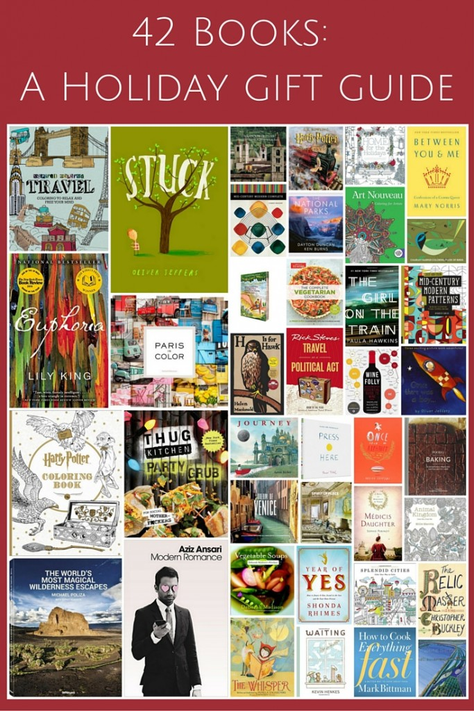 42 Book Ideas for Holiday Gifts | This Is My Happiness