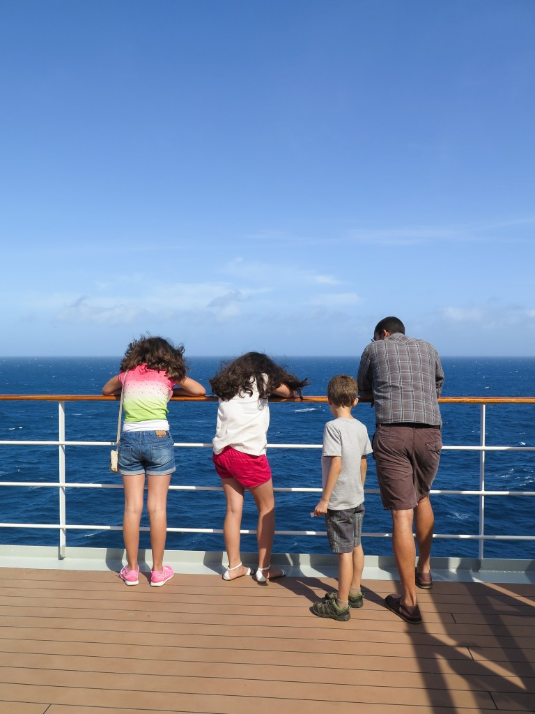 Scenes from a Family South America Cruise from Brazil to Argentina and Uruguay | This Is My Happiness