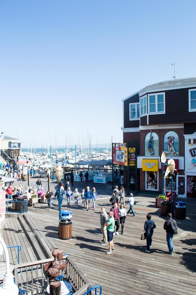 A Family-Friendly Visit to Pier 39