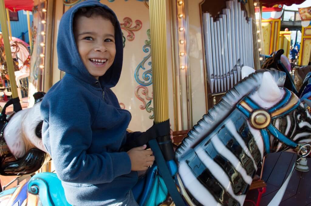 tips visit pier 39 with kids