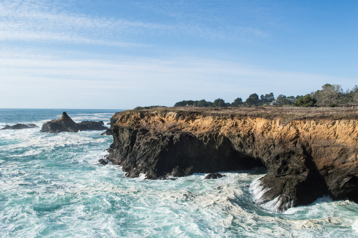 weekend in Mendocino