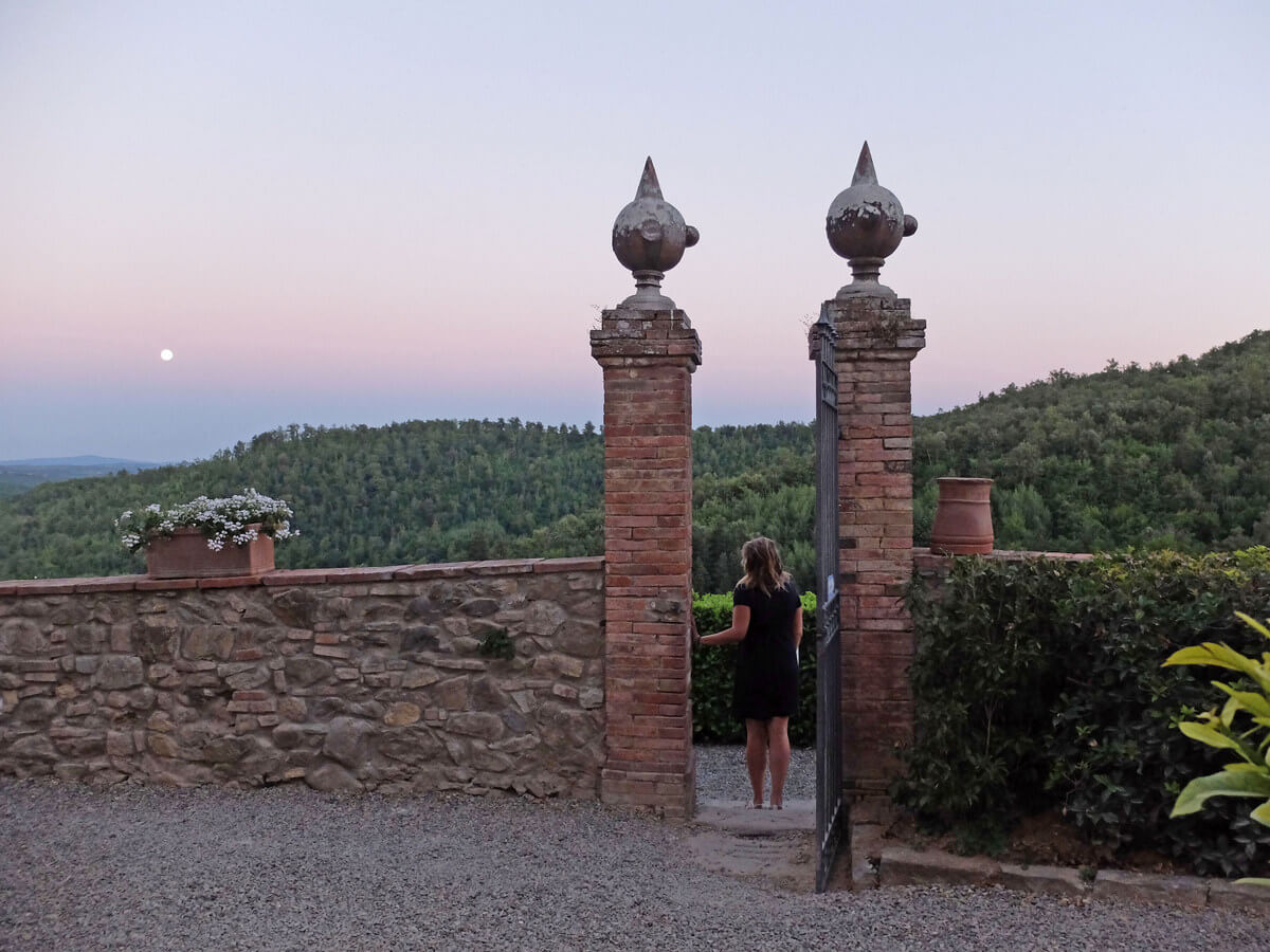 expat life in Tuscany