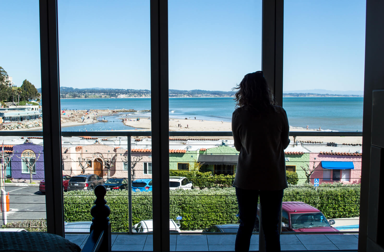 Where to stay Santa Cruz Capitola with a view
