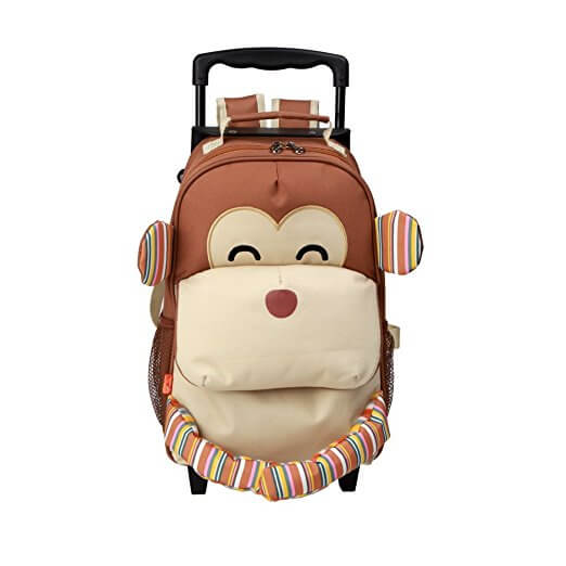 Best suitcase / backpack for kids travel