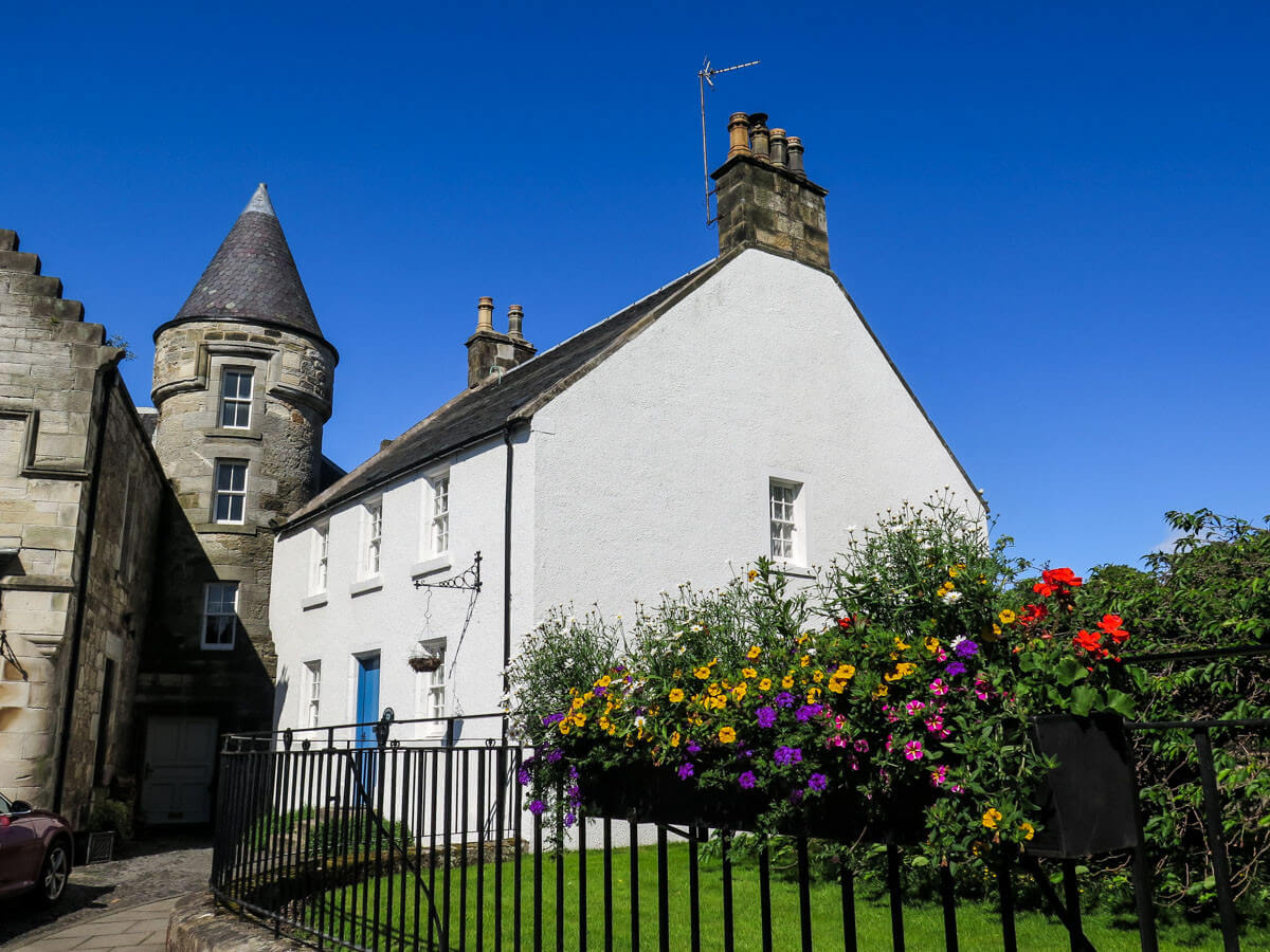 Where to stay in Falkland, Fife, Scotland