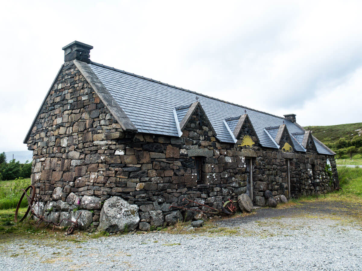 What to do on the Isle of Skye: Staffin Dinosaur Museum