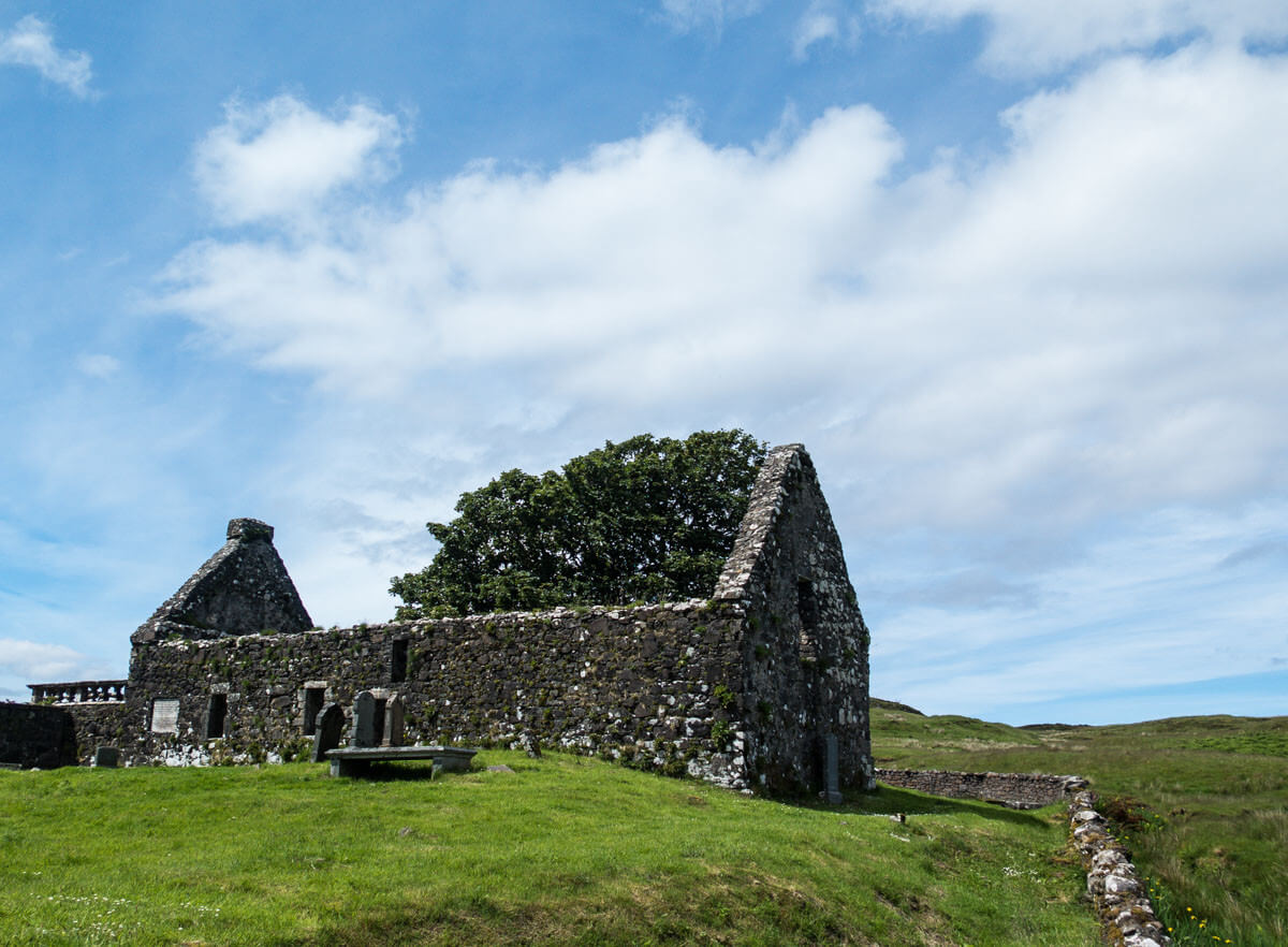 What to do on the Isle of Skye: Dunvegan Church