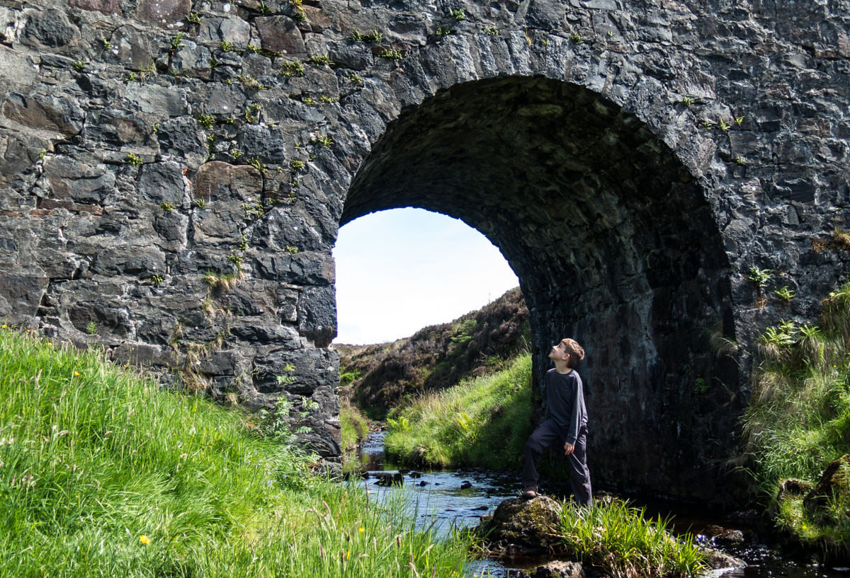 What to do on the Isle of Skye: Fairy Bridge