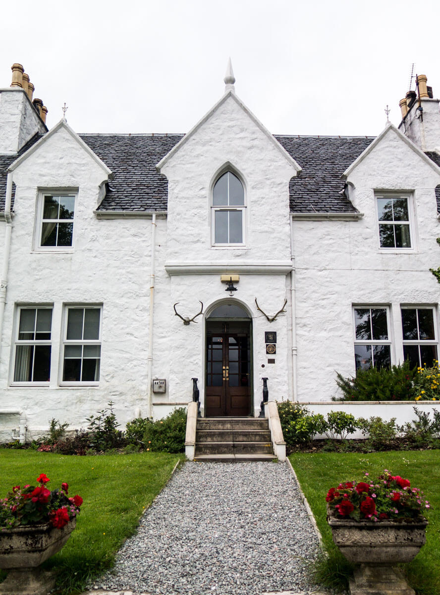 Where to eat on the Isle of Skye: Kinloch Lodge