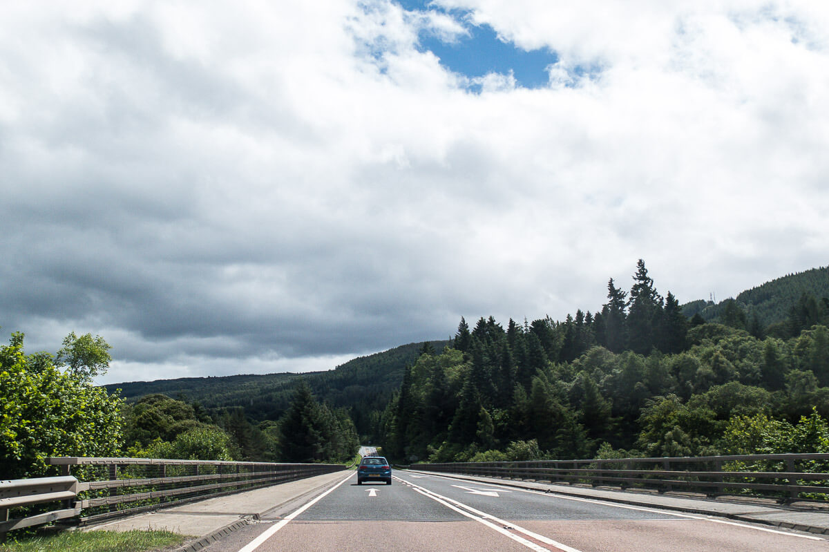 Tips for renting a car in Scotland