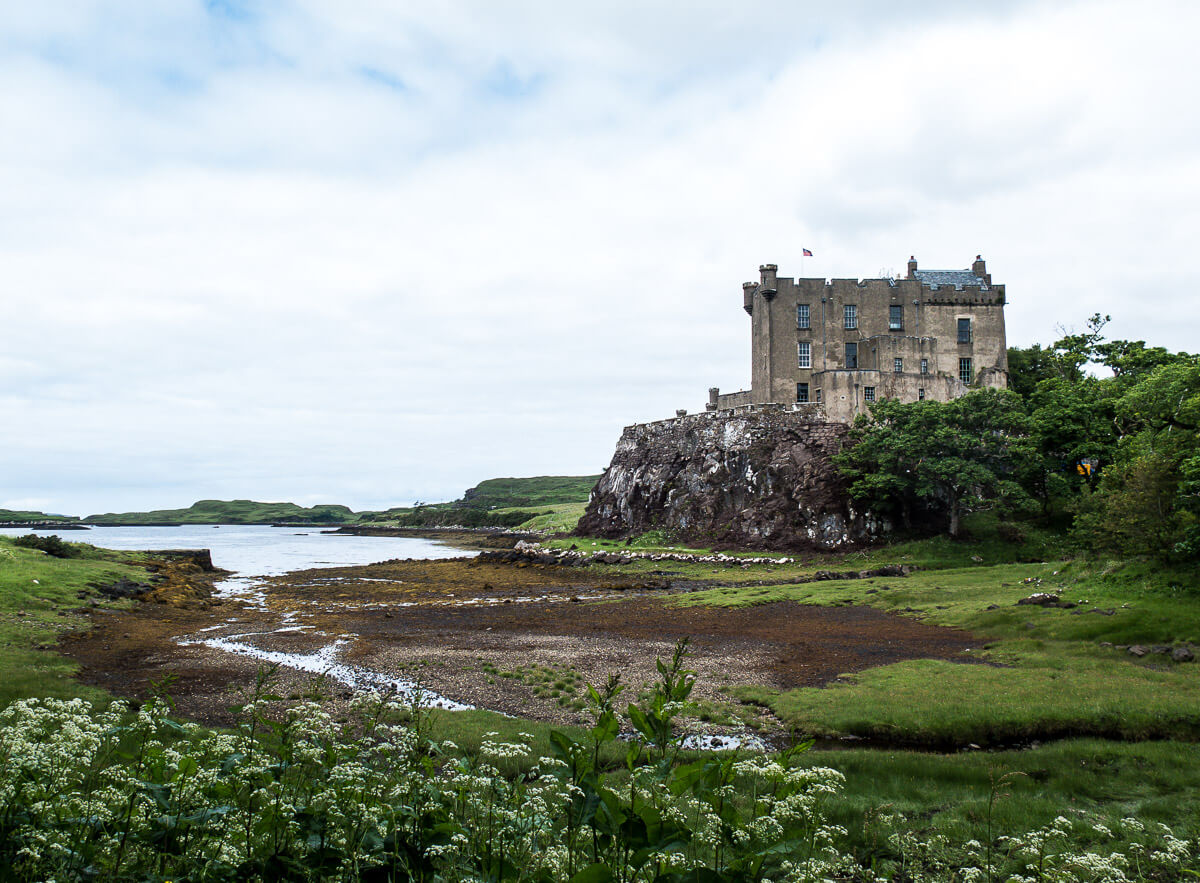 What to do Isle of Skye: Dunvegan Castle and gardens