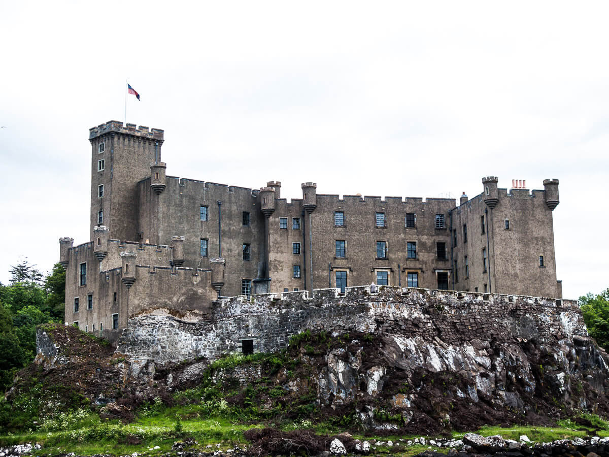 What to do with kids on Isle of Skye: Dunvegan Castle
